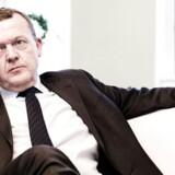 ARKIVFOTO. Statsminister Lars Løkke Rasmussen.