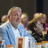 Saxo Bank-stifter Lars Seier Christensen. Liberal Alliances landsmøde 2017. Aalborg Kongres & Kultur Center.