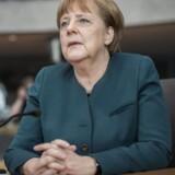 Arkivfoto. Den tyske kansler svarer igen på grove udtalelser fra Tyrkiets præsident i strid mellem de to lande.