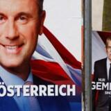 På søndag er der præsidentvalg i Østrig. Det kan føre til den første præsident i Vesteuropa siden Anden Verdenskrig, der repræsenterer det yderste højre.