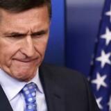 Præsident Donald Trumps tidligere sikkershedsrådgiver Michael Flynn.