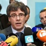 Spansk forfatningsdomstol skal tage stilling til, om Carles Puigdemont kan genindsættes som præsident.