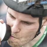 Martin Toft Madsen var overrasket over at være testet positiv for ulovligt stof ved seksdagesløbet i Ballerup.