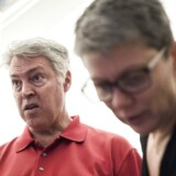 Michael Beauchamp er 57 år og lider af frontallapsdemens. Udover sygdommen har familien de sidste par år måttet kæmpe med kommunen for at få tilkendt førtidspension.