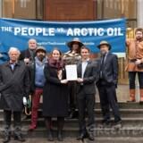 Greenpeace hiver den norske regering i retten, for at tillade nye olieboringer.