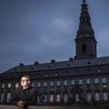 En ny rapport viser, at 300.000 job er truet af robotter. Portræt af beskæftigelsesminister Troels Lund Poulsen.