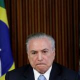 Krisen i den brasilianske regering nåede tirsdag nye højder. Det skete, da landets højesteret gav grønt lys til en efterforskning af ni ministre i præsident Michel Temers regering, der alle er mistænkt for korruption og bestikkelse.