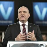 Som gruppeformand for Venstre har Søren Gade nu flere gange ytret offentlig kritik af sin egen regering. En »usædvanlig manifestation«, mener politisk kommentator Thomas Larsen.