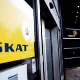 En finansmand i London mistænkes for at være involveret i skattesvindel i Danmark.