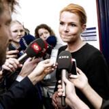 »Jeg kan klart afvise, at jeg er blevet advaret om, at det, der er blevet sendt ud, var ulovligt,« siger udlændingeminister Inger Støjberg om beskyldninger om at have presset en ulovlig asylinstruks gennem ministeriet.