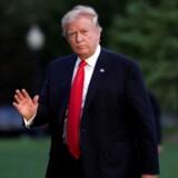 Som så mange andre amerikanske præsidenter står Donald Trump nu over for en besværlig udfordring: Det amerikanske gældsloft skal hæves