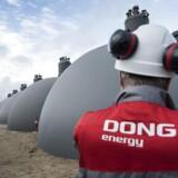 ARKIVFOTO 2010 af DONG Energy i Fredericia-