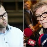 FOTO: Jens Nørgaard Larsen og Bax Lindhardt.