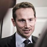 Finansminister Kristian Jensen erkender fejl og medansvar for nedturen i Skat.