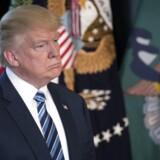 Præsident Donald J. Trump