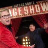 Underholdningsprogrammet Ultras Sorte Kageshow vinder sejren som bedste børneunderholdning ved Emmy Kids Award. Danmarks Radio