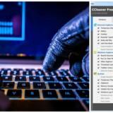 Det udbredte oprydningsprogram Ccleaner er blevet hacket, og de endnu ukendte bagmænd har lagt virus ind i det. Arkivfoto: Shutterstock/Scanpix