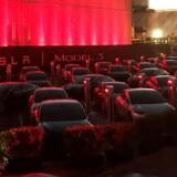Arkiv: Tesla Model-3 biler på fabrik. Tesla oplever »trods store forbederinger« stadig massive problemer med at få leveret bilerne af mærket Model 3 i det forventede tempo.