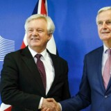 EU og briter enige om overgangsperiode efter brexit
