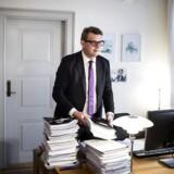 Beskæftigelsesminister Troels Lund Poulsen.