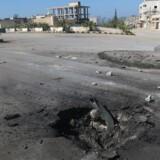 Assad mistænkes for nyt gasangreb i Syrien. Vesten vender pegefingeren mod det syriske regime, efter at mindst 72 civile blev dræbt under et formodet kemisk angreb i det nordlige Syrien tirsdag.