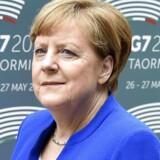 Arkivfoto. Tiden, hvor vi kunne stole på hinanden, er på vej ud, siger Merkel efter splittet G7-topmøde.