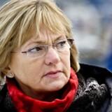 Arkivfoto:. Formand for Folketinget Pia Kjærsgaard.