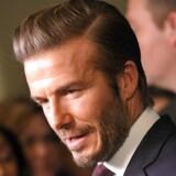David Beckham har efter sin fodboldkarriere brugt sin berømmelse til både at lave forretninger og til at være goodwillambassadør for humanitære organisationer. Her ses Beckham ved Unicefs 70års fejring i New York op til jul.