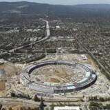 Silicon Valley er stedet, hvor mange af fremtidens teknologier udvikles.