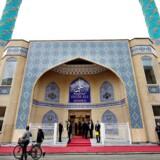 ARKIVFOTO:- Byggeriet af en ny 2100 kvadratmeter stor shiamuslimsk moské i Nordvest blev indviet torsdag den 1. oktober 2015.