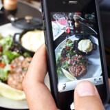 Vi mangler stadig at få videnskabens svar på, om maden bliver sundere af at komme på Instagram ...
