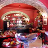 I Roms måske mest hyggelige kvarter, Trastevere, finder du chokoladebutikken Dolce Idea (Den søde idé).