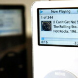 De første iPod Nano-afspillere risikerer overophedning, indrømmer Apple nu. Foto: Noah Berger, Bloomberg News/Scanpix