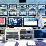Danmarks største kabel-TV-selskab, det TDC-ejede YouSee, tror, at det vil koste op til 1,2 milliarder i omfattende ombygninger, hvis konkurrenterne også skal kunne bruge kabel-TV-nettet. Foto: Jens Nørgaard Larsen, Scanpix