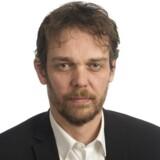 Business journalist, Lasse Friis.