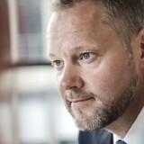 Nordeas danske chef David Hellemann stopper i Nordea. (Foto: Ida Marie Odgaard/Scanpix 2016)