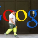 Trafikken til Googles mange nettjenester vokser voldsomt. Arkivfoto: Scanpix