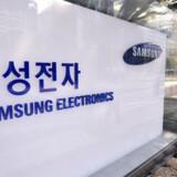 Elektronikgiganten Samsung går lysere tider i møde. Foto: Jung Yeon-Je, AFP/Scanpix
