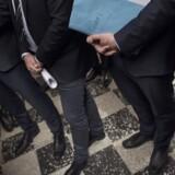 Finanslovsforhandlinger mellem Kristian Thulesen-Dahl, Anders Samuelsen, Søren Pape ( finans mappen) og Claus Hjort Frederiksen