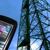 Kommunerne kan ikke lave deres egne regler for, hvornår der må sættes mobilmaster op. Foto: Colourbox