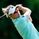 Arkivfoto: Danske Nicole Broch Larsen slutter som nummer 33 i Portland. Hun blev i sidste uge delt nummer tre ved en anden LPGA Tour-turnering, Canadian Pacific Open i Ottawa.