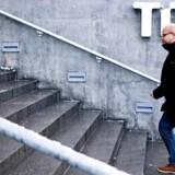 Der bliver en større trafik ned ad trappen og væk fra TDC i 2011. I kapitalfondenes tid er der forsvundet omkring 5.000 medarbejdere fra TDC, heraf er lidt over 3.500 blevet fyret, resten er fulgt med i frasalg og udliciteringer. Arkivfoto: Bax Lindhardt, Scanpix