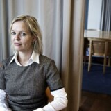 Pernille Erenbjerg, finansdirektør i TDC, og nu også viceadm. direktør.