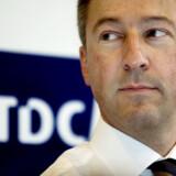 TDCs administrerende direktør Jens Alder er i færd med at skære koncernen til, så der kan blive flere penge til ejerne.