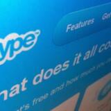 Skype kan blive solgt for tredje gang. Denne gang til 41,6 mia. kroner.