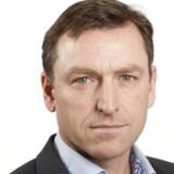 Berlingskes chefredaktør Jens Grund.