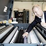 Glunz & Jensen flytter Kina-produktion af offset-udstyr til hovedfabrikken i Slovakiet.
