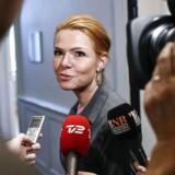 »Det, vi har lagt på bordet, det holder sig inden for konventionernes rammer, sådan som vi vurderer det. Og sådan ser jeg umiddelbart også, at det skal være,« siger Støjberg forud for forhandlinger med Dansk Folkeparti.