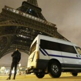 Fransk politi har anholdt syv i forbindelse med terrorangrebet.