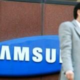 Sydkoreanske Samsung er verdens næststørste producent af mobiltelefoner og den eneste, som på det seneste har kunnet notere fremgang. Men det slutter nu, lyder forventningerne. Foto: Han Jae-Ho